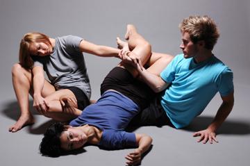 MOVE: the company dancers
