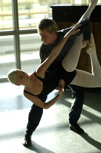 Sarah Jayne Jensen and Ethan Stiefel in 'Center Stage'