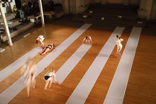 Neta Dance Company performs 'Fold'