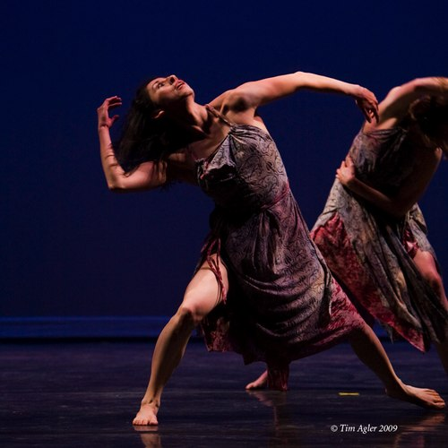 'Giunone' performed by Deborah Rosen and Dancers