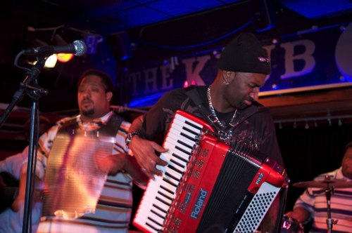 Curley Taylor & Zydeco Trouble 'Top Live Show in New York' ... TIME OUT NY