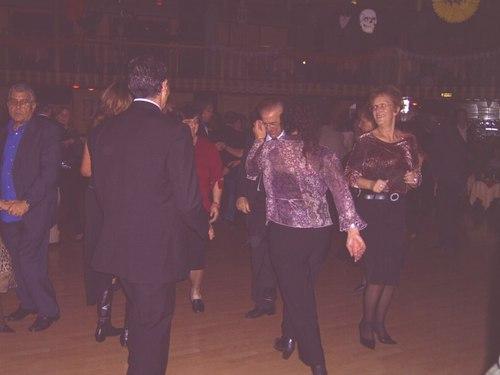 Tango Class BA
