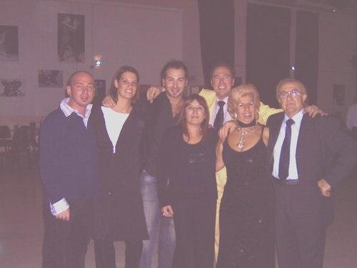 Tango Class in Torino Italy