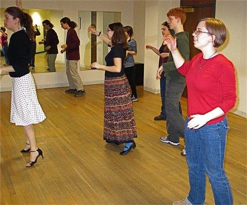 Christine McCarthy teaches Commonwealth School students