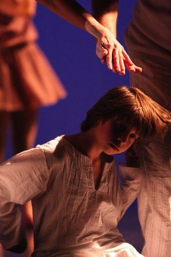 The little boy in white dre.dance's beyond.words