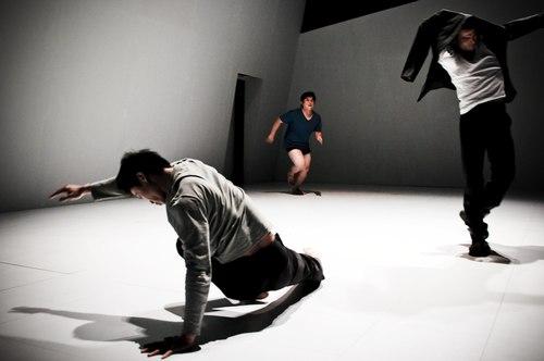 Bones, presented by Horse, a collaborative dance company