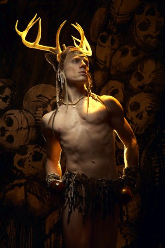 The Paul Taylor Dance Company's Michael Trusnovic as The Stag