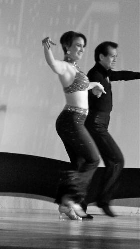 Susan Fritz & Wingo Hom