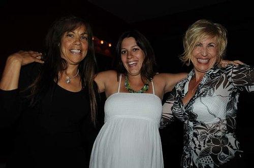 Fran Ferriso, Joanne Rossiter, Lucy Fuentes