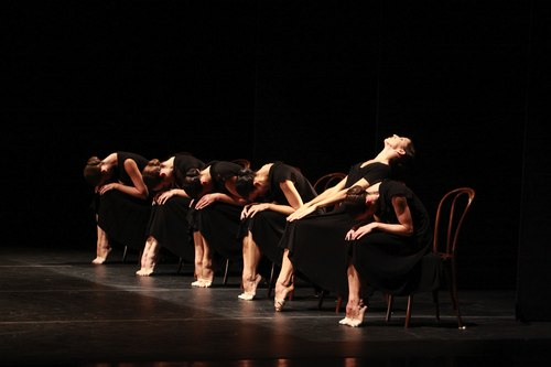 Pacific Northwest Ballet in 'Vespers'