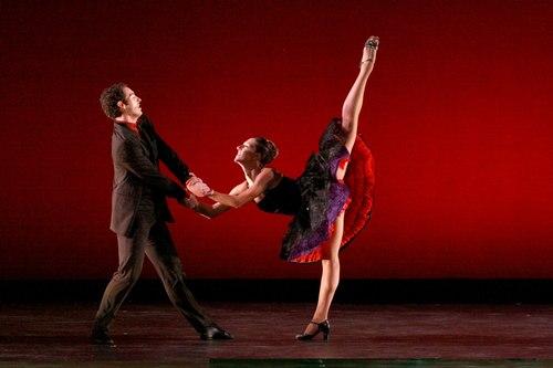 Ballet Hispanico's 'Club Havana' Photo courtesy of Jacob's Pillow.
