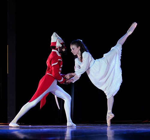 A recent production of The Nutcracker from Brooklyn, NY.