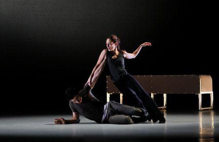 Victor Quijada and Ann Plamondon