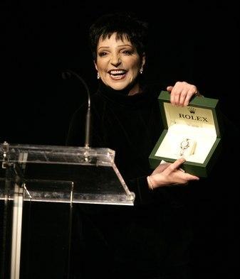 CTFD Gala - Liza Minnelli